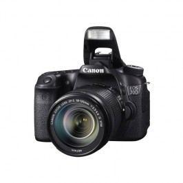 Canon EOS EOS 70D + EF18-135 IS STM (8469B043) čierny