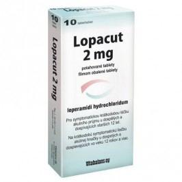 Lopacut 2 mg tbl flm blis.PVC/Al 1x10 ks