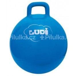 Skákacia lopta 45cm modrá