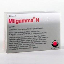 MILGAMMA N CPS 50