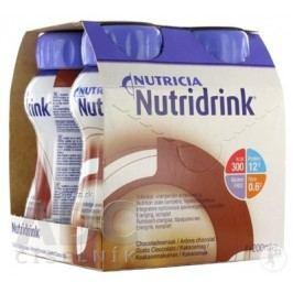 Nutridrink čokoláda 4x200ml