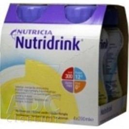 NUTRIDRINK BANAN 4X200ML