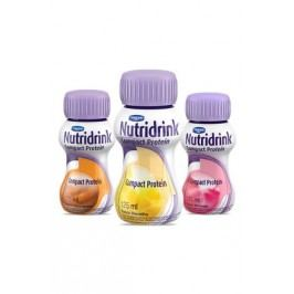 NUTRIDRINK COMPACT PROTEIN s príchuťou lesného ovocia 24x125 ml