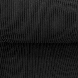 Patent rebro heavy black 2 x 37