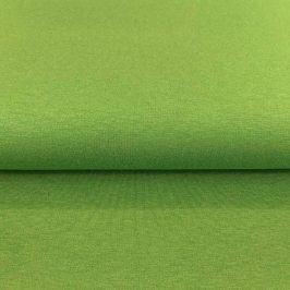 Úplet viskóza pea green