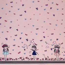 Flowergirl pink