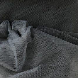 Tyl na TUTU dark grey 300 cm