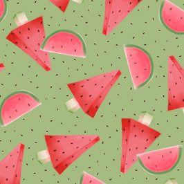 MELON DROP Watermelon green