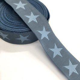 Stuha Stars jeans/light blue