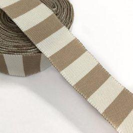 Stuha Stripe beige