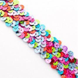 Guma Sequins multicolor