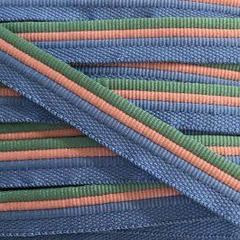 Paspulka Trio blue/old mint