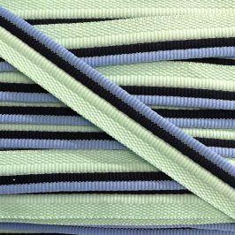 Paspulka Trio mint/blue