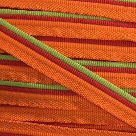 Paspulka Trio orange/lime