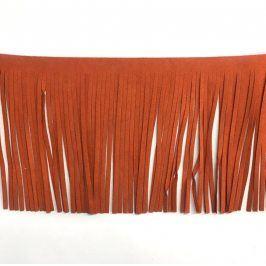 Strapce 12 cm semiš orange