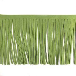 Strapce 12 cm semiš lime