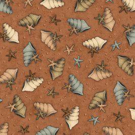 ADRIFT Shells terracotta