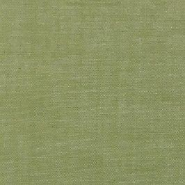 Yarn dyed poplin cotton green II.trieda