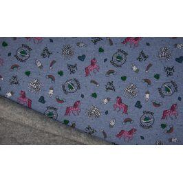 Alpenfleece Unicorn jeans