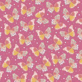 CONFETTI BLOSSOMS Butterfly pink