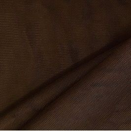 Tyl na TUTU chocolate 160 cm