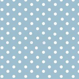 Dots baby blue