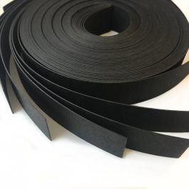 SnapPap pásky 2 x 145 cm black 10 ks