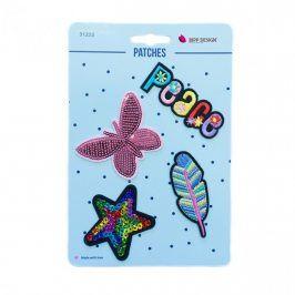Sticker BIPP Peace Butterfly