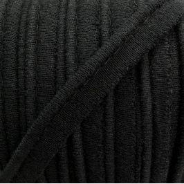Paspulka úplet black