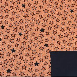 Softshell zimný Looking at the stars coral