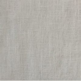 Linen enzyme washed light grey