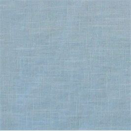 Linen enzyme washed light blue