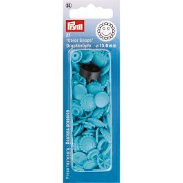 Colorsnaps PRYM Flower turquoise