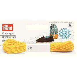 PRYM LOVE niť na topánky yellow
