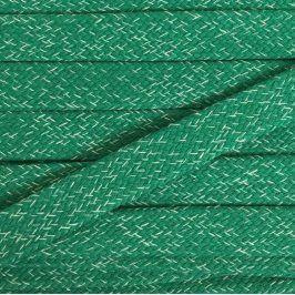 Bavlnená šnúra plochá 20 mm Melir apple