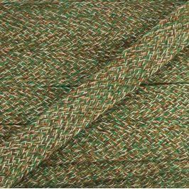 Bavlnená šnúra plochá 20 mm Multi 7