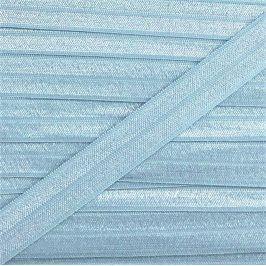 Lemovacia guma 15 mm baby blue