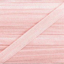 Lemovacia guma 15 mm light pink