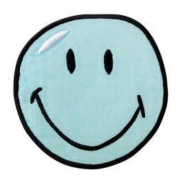 Sticker BIG Smiley blue
