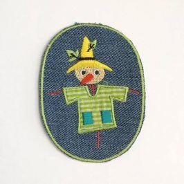 Sticker BASIC Scarecrow PATCH