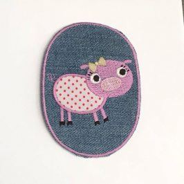 Sticker BASIC Pig PATCH