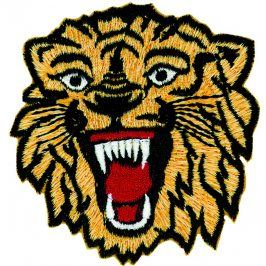 Sticker BASIC Tiger Head