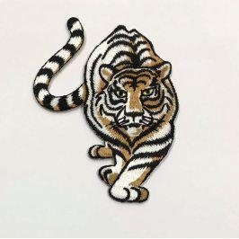 Sticker BASIC Tiger Body