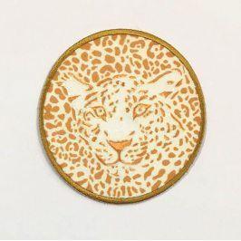 Sticker BASIC Tiger gold