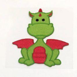 Sticker BASIC Dragon