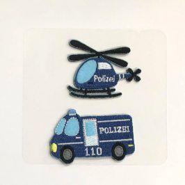 Sticker BASIC Polizei