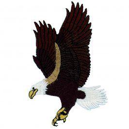 Sticker BASIC Eagle