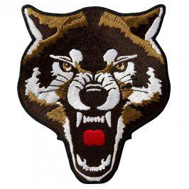 Sticker BASIC Wolf