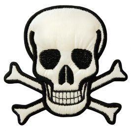 Sticker BASIC Skull 3