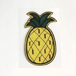Sticker BASIC Pineapple